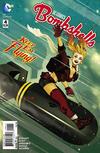 Cover for DC Comics: Bombshells (DC, 2015 series) #4