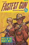 Cover for The Fastest Gun Western (K. G. Murray, 1972 series) #9