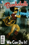 Cover for DC Comics: Bombshells (DC, 2015 series) #5