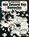 Cover for [Oberon zwartwit-reeks] (Oberon, 1976 series) #23 - De Argonautjes: Het zwaard van Damocles