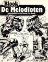 Cover for [Oberon zwartwit-reeks] (Oberon, 1976 series) #24 - Blook: De Melodioten