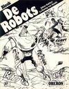 Cover for [Oberon zwartwit-reeks] (Oberon, 1976 series) #27 - Blook: De robots