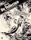 Cover for [Oberon zwartwit-reeks] (Oberon, 1976 series) #31 - Blook: De Tellecten