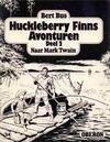 Cover for [Oberon zwartwit-reeks] (Oberon, 1976 series) #34 - Huckleberry Finns avonturen Deel 2