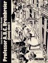Cover for [Oberon zwartwit-reeks] (Oberon, 1976 series) #35 - Professor A.B.C. Breinbreier (genie) deel 2