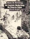 Cover for [Oberon zwartwit-reeks] (Oberon, 1976 series) #41 - Huon de Neveling: De laatste nederlaag / De zwarte zalm