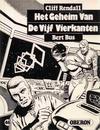 Cover for [Oberon zwartwit-reeks] (Oberon, 1976 series) #46 - Cliff Rendall: Het geheim van de vijf vierkanten
