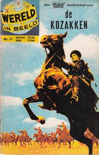 Cover Thumbnail for Wereld in beeld (Classics/Williams, 1960 series) #33 - De Kozakken