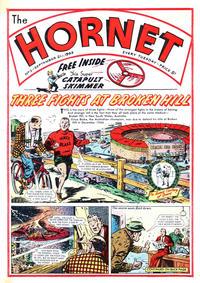 Cover Thumbnail for The Hornet (D.C. Thomson, 1963 series) #2