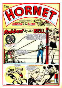 Cover Thumbnail for The Hornet (D.C. Thomson, 1963 series) #9