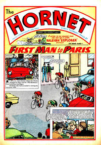 Cover Thumbnail for The Hornet (D.C. Thomson, 1963 series) #14