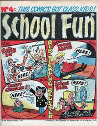 Cover Thumbnail for School Fun (IPC, 1983 series) #4