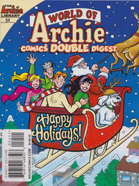 Cover Thumbnail for World of Archie Double Digest (Archie, 2010 series) #54