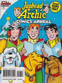 Cover Thumbnail for Jughead and Archie Double Digest (Archie, 2014 series) #17