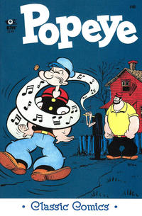 Cover Thumbnail for Classic Popeye (IDW, 2012 series) #40