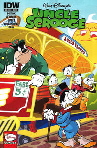 Cover for Uncle Scrooge (IDW, 2015 series) #8 / 412
