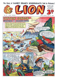 Cover Thumbnail for Lion (Amalgamated Press, 1952 series) #69