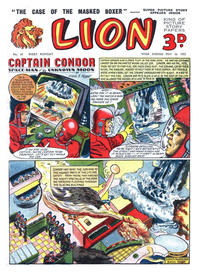 Cover Thumbnail for Lion (Amalgamated Press, 1952 series) #65