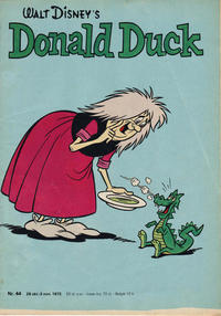 Cover Thumbnail for Donald Duck (Oberon, 1972 series) #44/1972