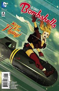 Cover Thumbnail for DC Comics: Bombshells (DC, 2015 series) #4