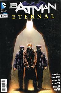 Cover Thumbnail for Batman Eternal (Editorial Televisa, 2015 series) #2