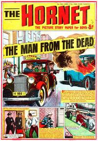Cover Thumbnail for The Hornet (D.C. Thomson, 1963 series) #242
