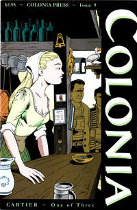 Cover Thumbnail for Colonia (Colonia Press, 1998 series) #9