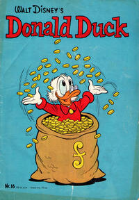 Cover Thumbnail for Donald Duck (Oberon, 1972 series) #16/1973