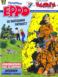Cover Thumbnail for Eppo (Oberon, 1975 series) #41/1981