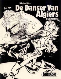Cover Thumbnail for [Oberon zwartwit-reeks] (Oberon, 1976 series) #29 - Kleine Pier: De danser van Algiers