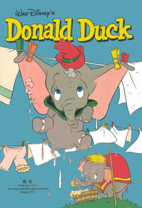 Cover for Donald Duck (Oberon, 1972 series) #15/1977