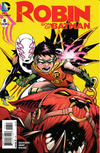 Cover for Robin: Son of Batman (DC, 2015 series) #6