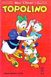 Cover for Topolino (Arnoldo Mondadori Editore, 1949 series) #429