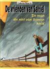 Cover for Collectie Pilote (Dargaud Benelux, 1983 series) #16 - De vrienden van Saltiel: De man die niet van bomen hield
