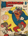 Cover for Marmaduke Mouse (Southdown Press, 1949 ? series) #7