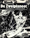 Cover for [Oberon zwartwit-reeks] (Oberon, 1976 series) #21 - De Zwelplaneet