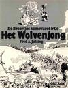 Cover for [Oberon zwartwit-reeks] (Oberon, 1976 series) #14 - De Broertjes Samovarof & Co.: Het wolvenjong
