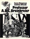 Cover for [Oberon zwartwit-reeks] (Oberon, 1976 series) #20 - Professor A.B.C. Breinbreier (Genie)