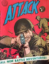 Cover for Attack (Horwitz, 1958 ? series) #1
