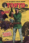 Cover for Tonto (Horwitz, 1955 series) #8