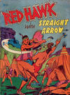 Cover for Red Hawk (Cartoon Art, 1953 series) #2