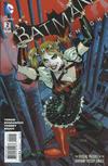 Cover for Batman: Arkham Knight (DC, 2015 series) #2
