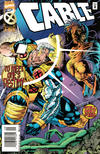 Cover for Cable (Marvel, 1993 series) #23 [Newsstand]
