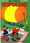 Cover for Topolino (Arnoldo Mondadori Editore, 1949 series) #604