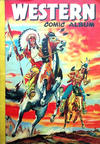 Cover for Western Comic Album (World Distributors, 1955 series) #1955