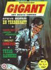 Cover for Gigant (Serieforlaget / Se-Bladene / Stabenfeldt, 1966 series) #3/1967