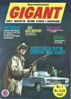 Cover for Gigant (Serieforlaget / Se-Bladene / Stabenfeldt, 1966 series) #1/1967