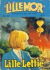 Cover for Lillemor (Serieforlaget / Se-Bladene / Stabenfeldt, 1969 series) #8/1972