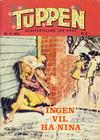 Cover for Tuppen (Serieforlaget / Se-Bladene / Stabenfeldt, 1969 series) #11/1972