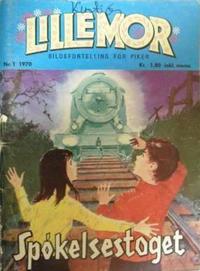 Cover Thumbnail for Lillemor (Serieforlaget / Se-Bladene / Stabenfeldt, 1969 series) #1/1970